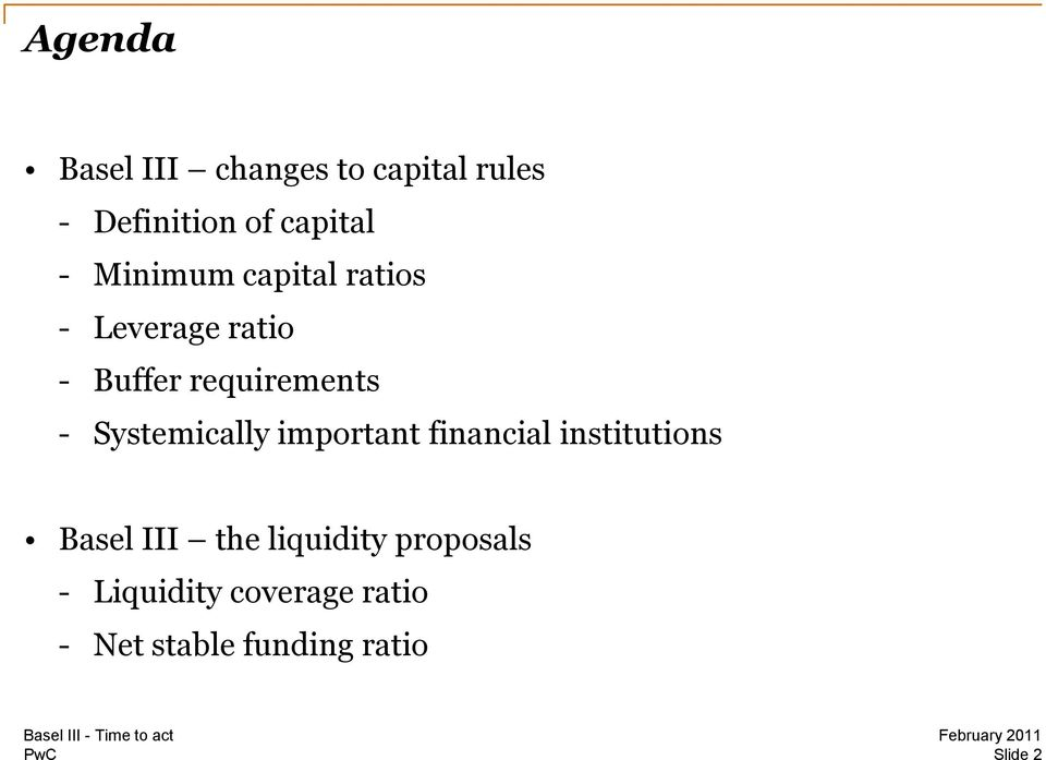 Systemically important financial institutions Basel III the