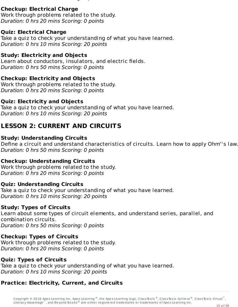 characteristics of circuits. Learn how to apply Ohm'' s law.