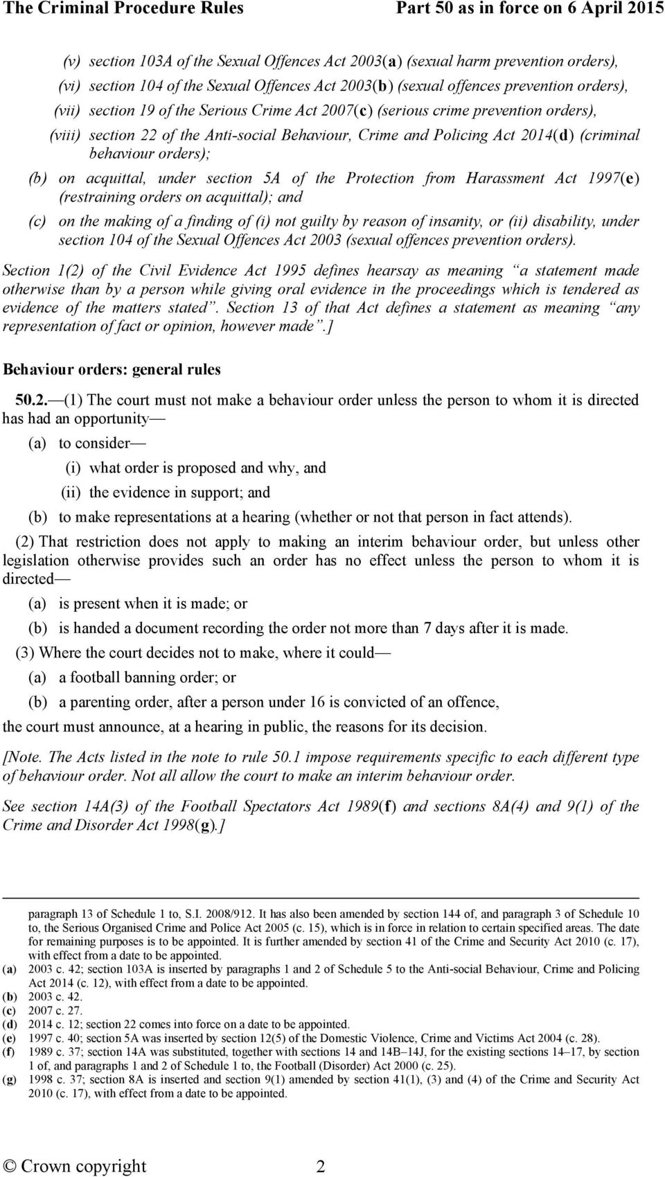 CIVIL EVIDENCE ACT 1995 PDF DOWNLOAD