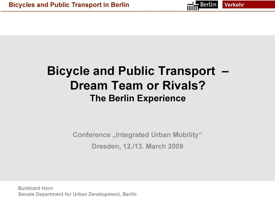 Mobility Dresden, 12./13.