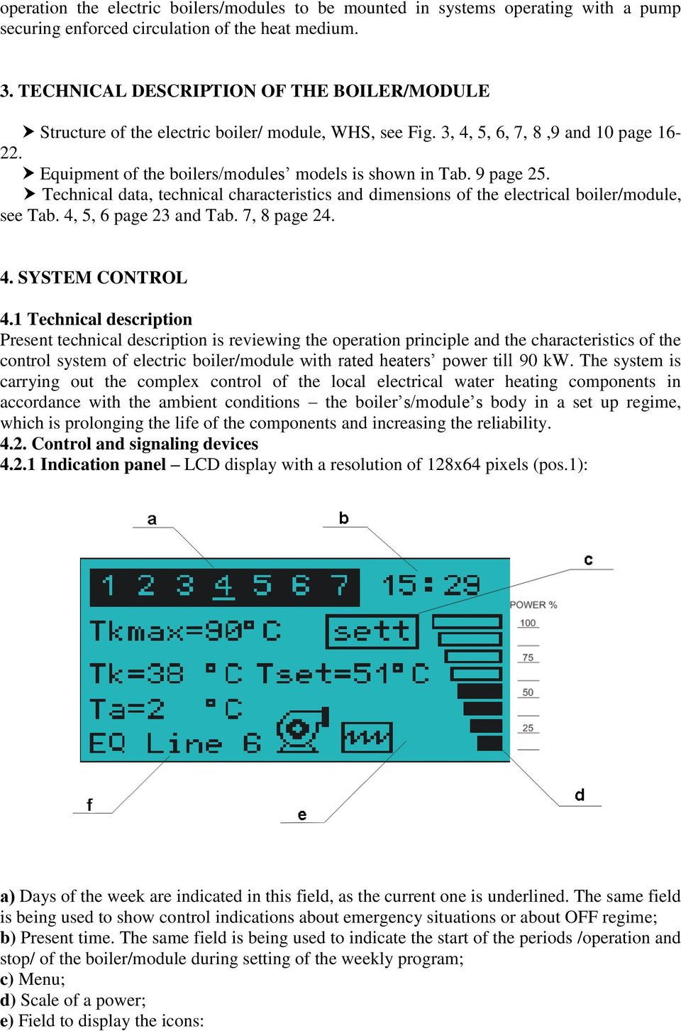 MANUAL FOR ASSEMBLY AND OPERATION OF ELECTRIC FLOW-THROUGH BOILER ...