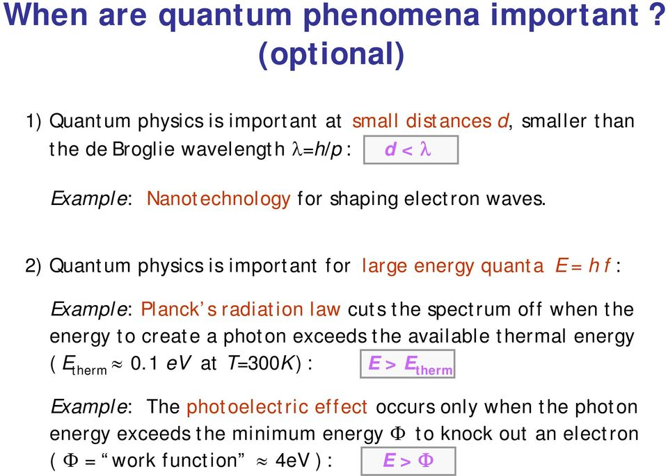 shaping electron waves.