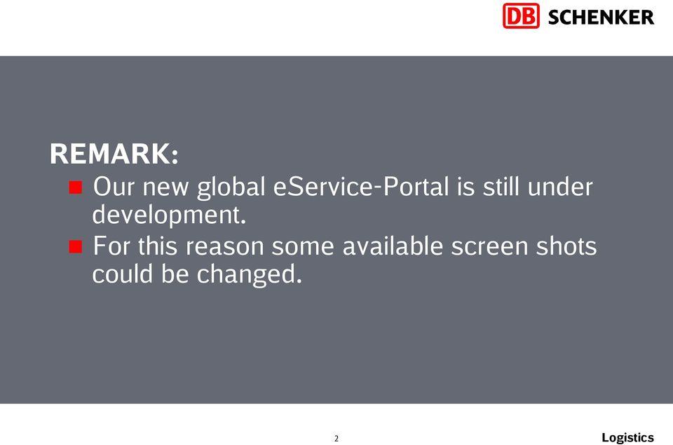 Our new For global this reason eservices some available portal
