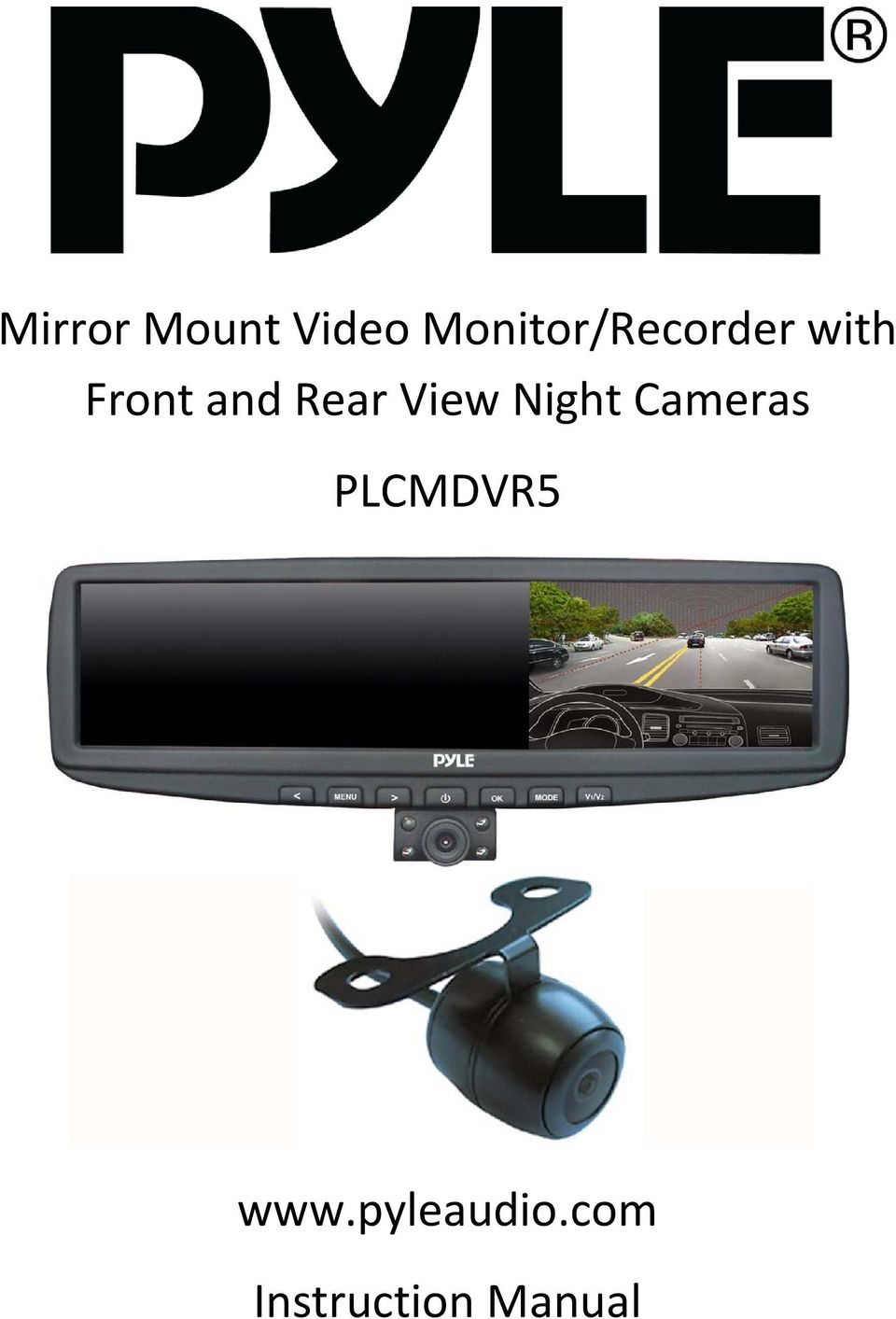 and Rear View Night Cameras