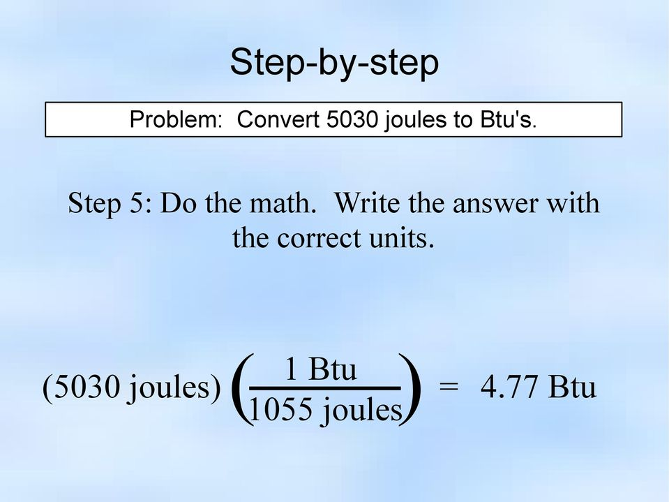 Write the answer with the correct units.