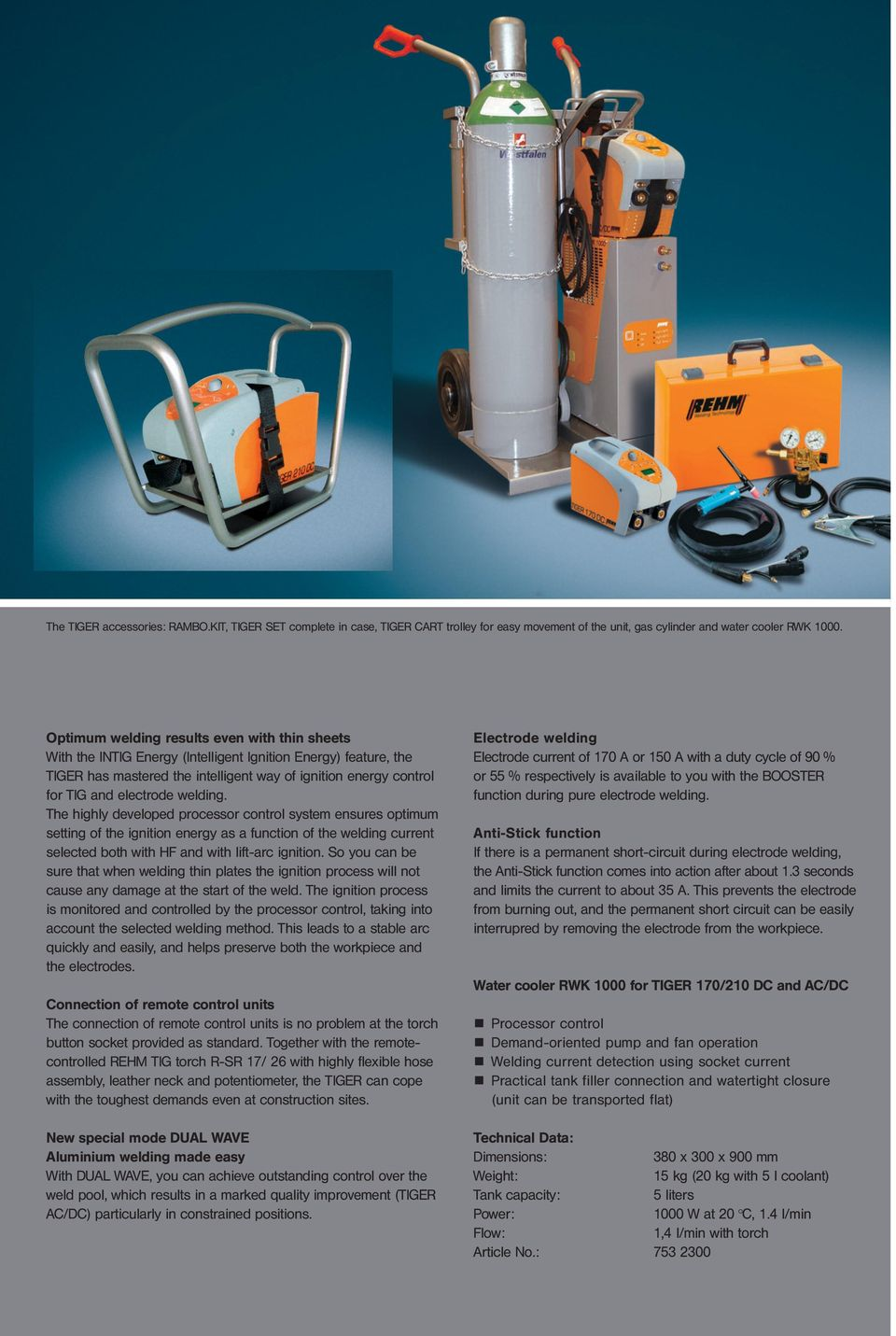 Tig Primary Inverter Tiger 170 210 Dc Ac Pdf Circuit Construction Kit Acdc The Highly Developed Processor Cotrol System Esures Optimum Settig Of Igitio Eergy As A Fuctio