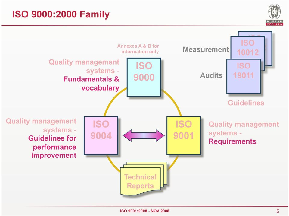 management systems - Guidelines for performance improvement ISO