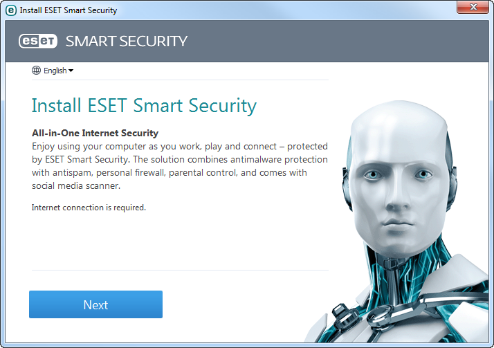 2. Installation There are several methods for installing ESET Smart Security on your computer.