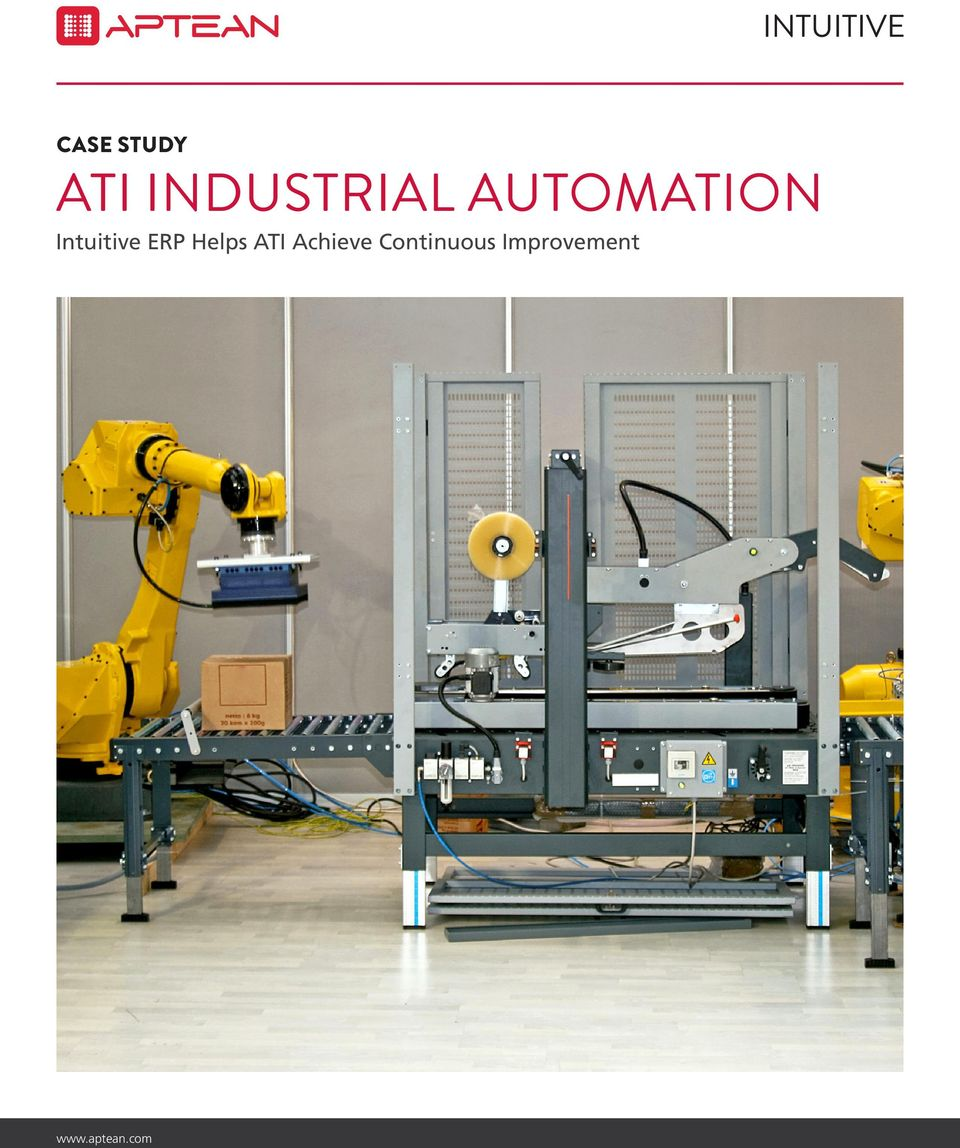 case study industrial automation