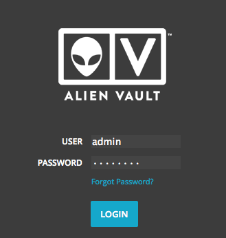 1. INTRODUCTION To access the information collected and generated by AlienVault, it is necessary to have a user registered in AlienVault USM.