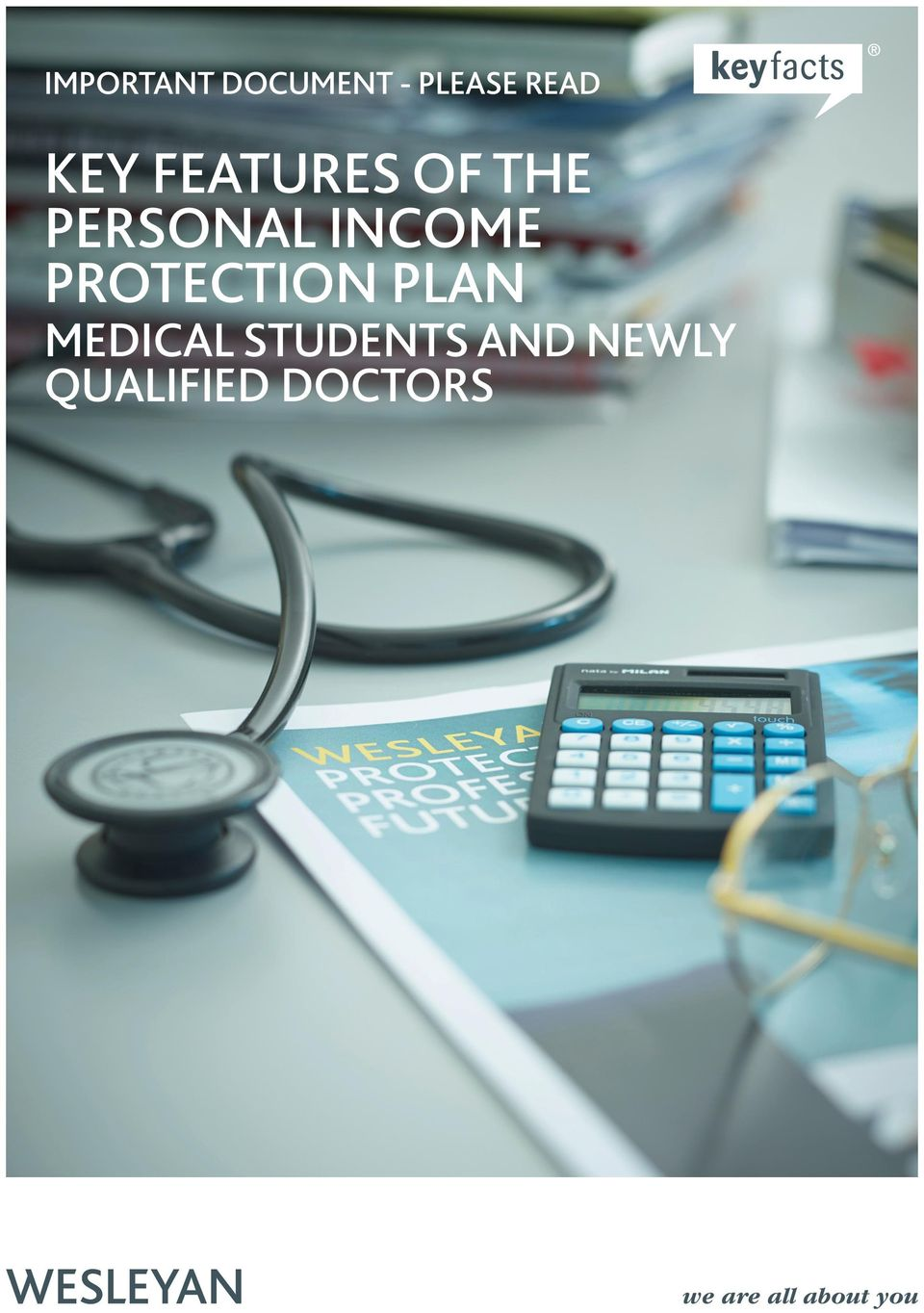 INCOME PROTECTION PLAN MEDICAL