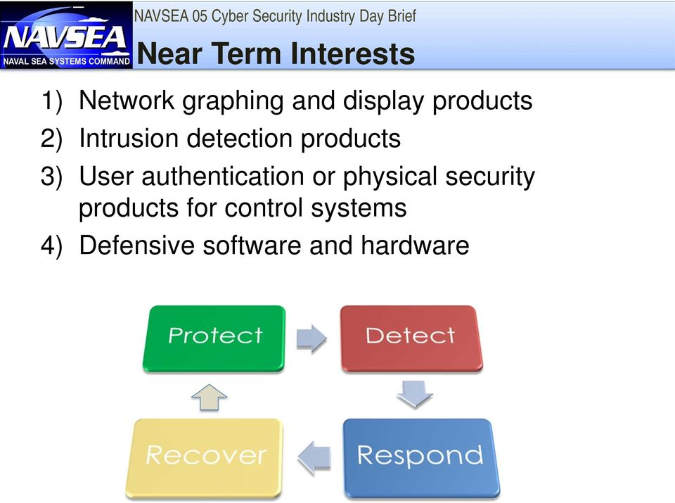 3) User authentication or physical security