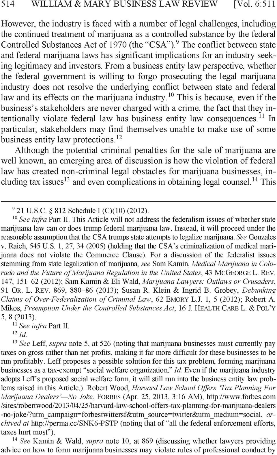 business and the law pdf