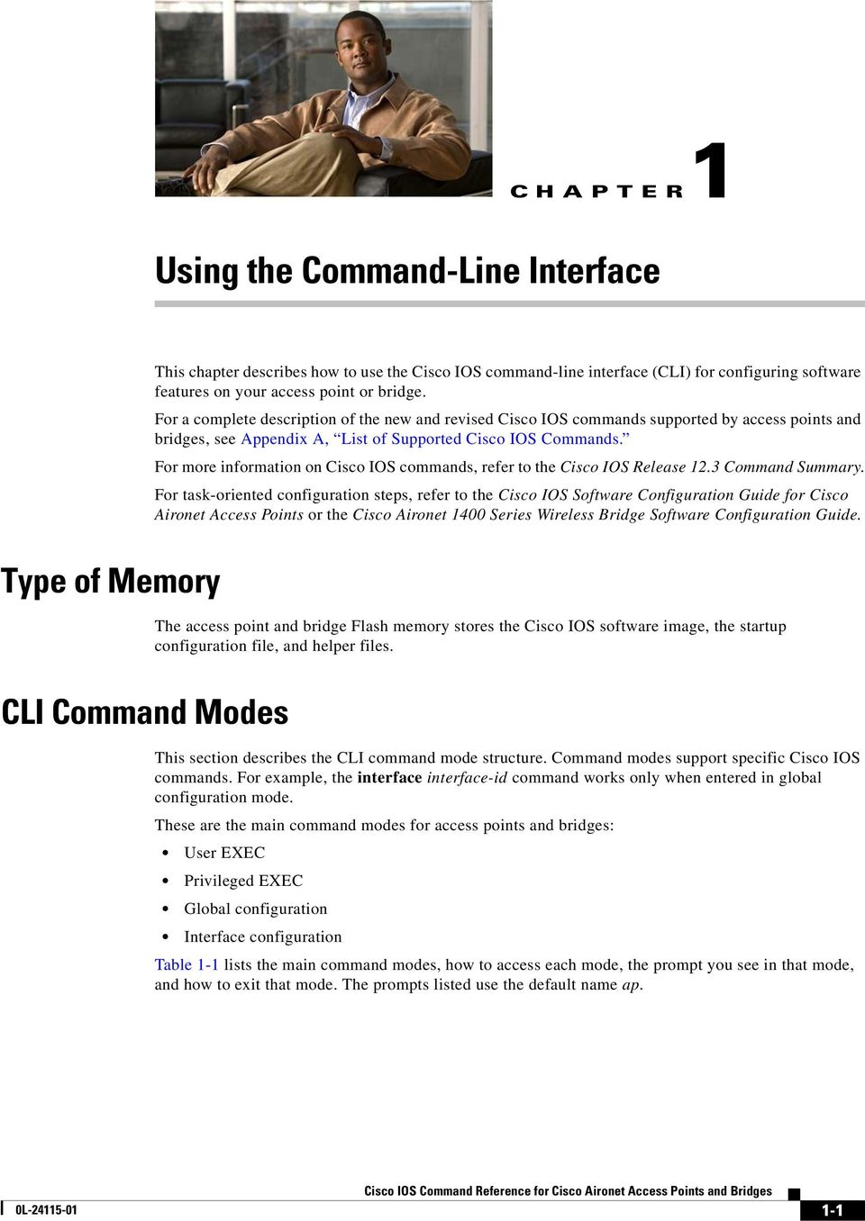 Cisco IOS Command Reference for Cisco Aironet Access Points
