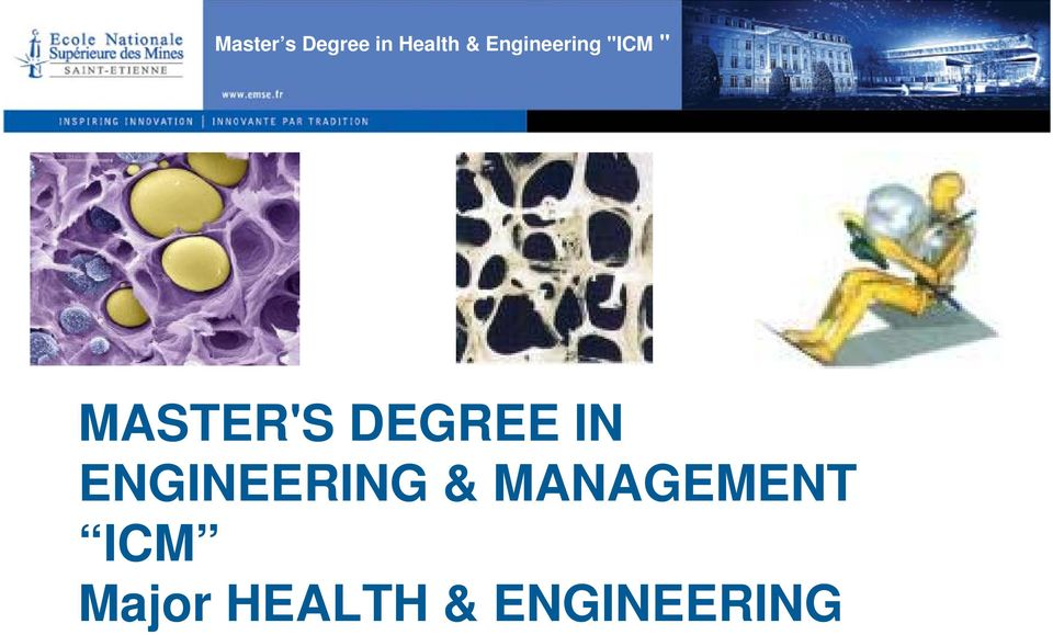 DEGREE IN ENGINEERING &