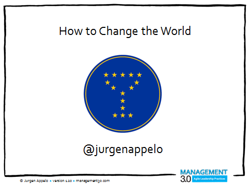 Change Management 3.0 1 Questions for Change Management 3.