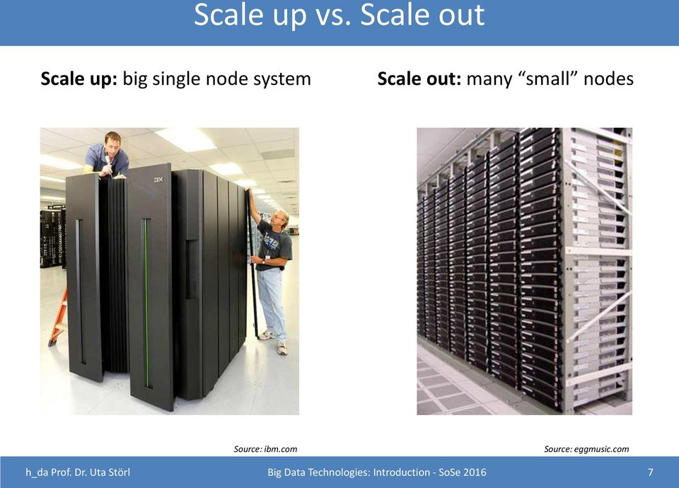 out: many small nodes Source: ibm.
