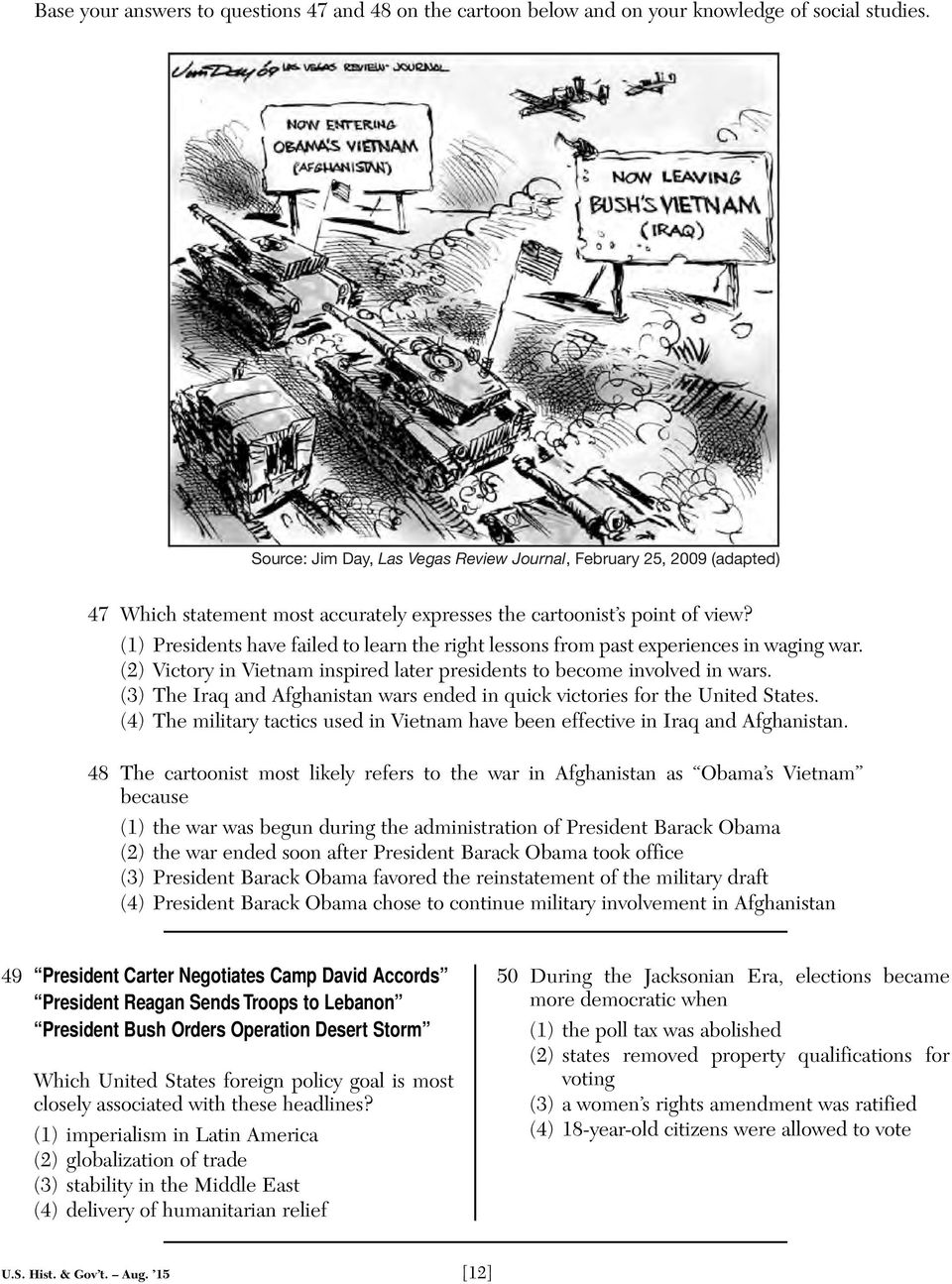 U.s. foreign policy in vietnam essay