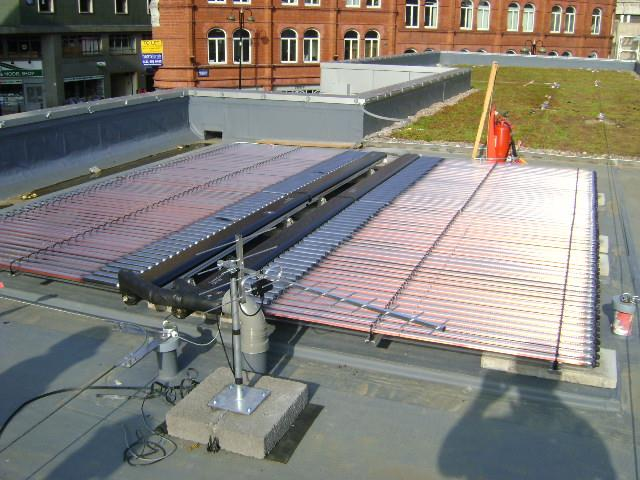 Photovoltaic Solar thermal Ground Source Heat Pumps Biomass Boilers