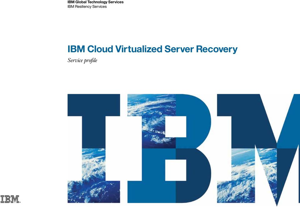 Services IBM Cloud
