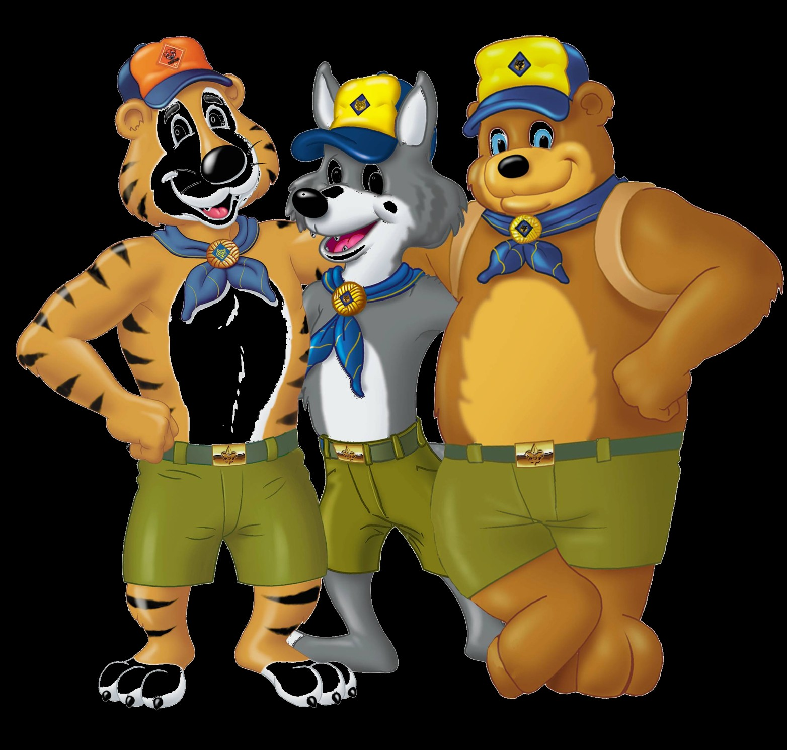 The basis of this program is for current Cub Scouting youth members to recruit their friends into the pack.