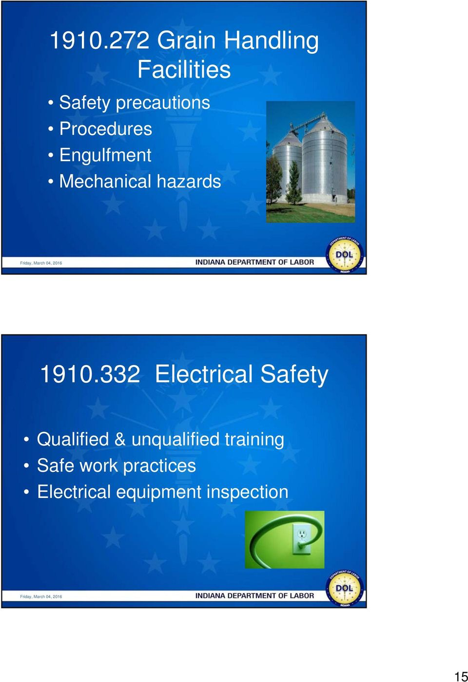 1910.332 Electrical Safety Qualified & unqualified