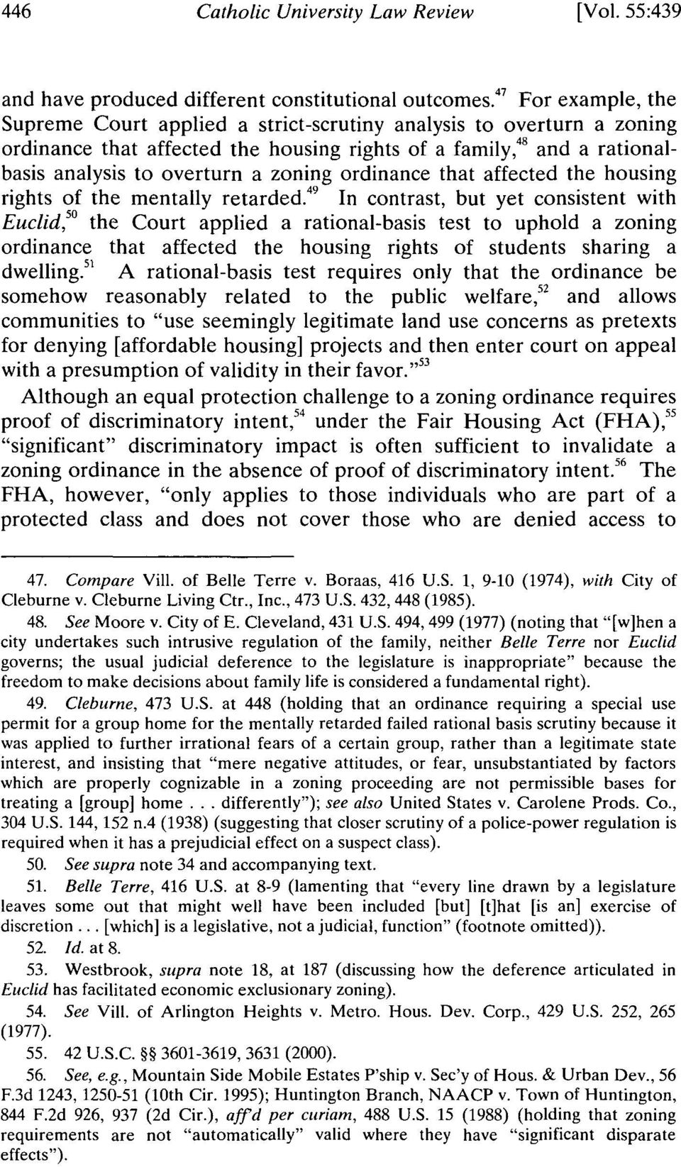 """exclusionary zoning vs inclusionary zoning essay Summary (key terms in bold)  in dc and around the country, inclusionary  zoning (also sometimes called """"inclusionary  trend of """"exclusionary zoning"""" ( also sometimes known as """"snob zoning""""), which includes zoning."""
