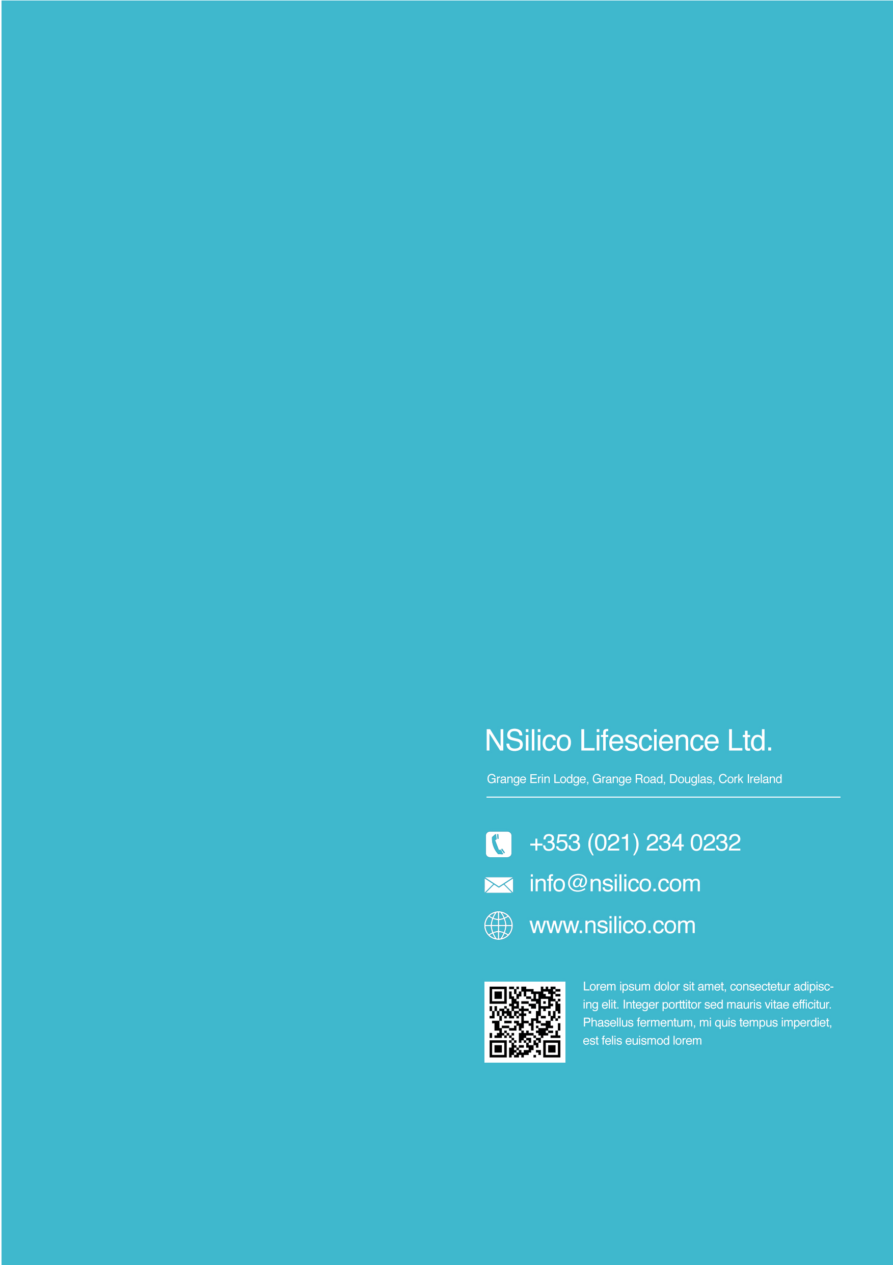 NSilico Lifescience Ltd.