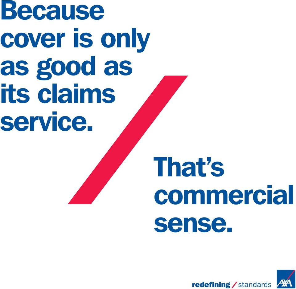 claims service.