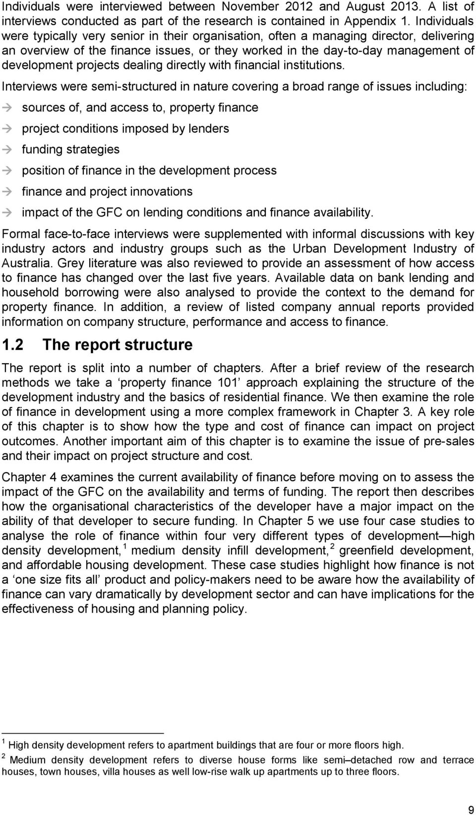 sources of project finance pdf