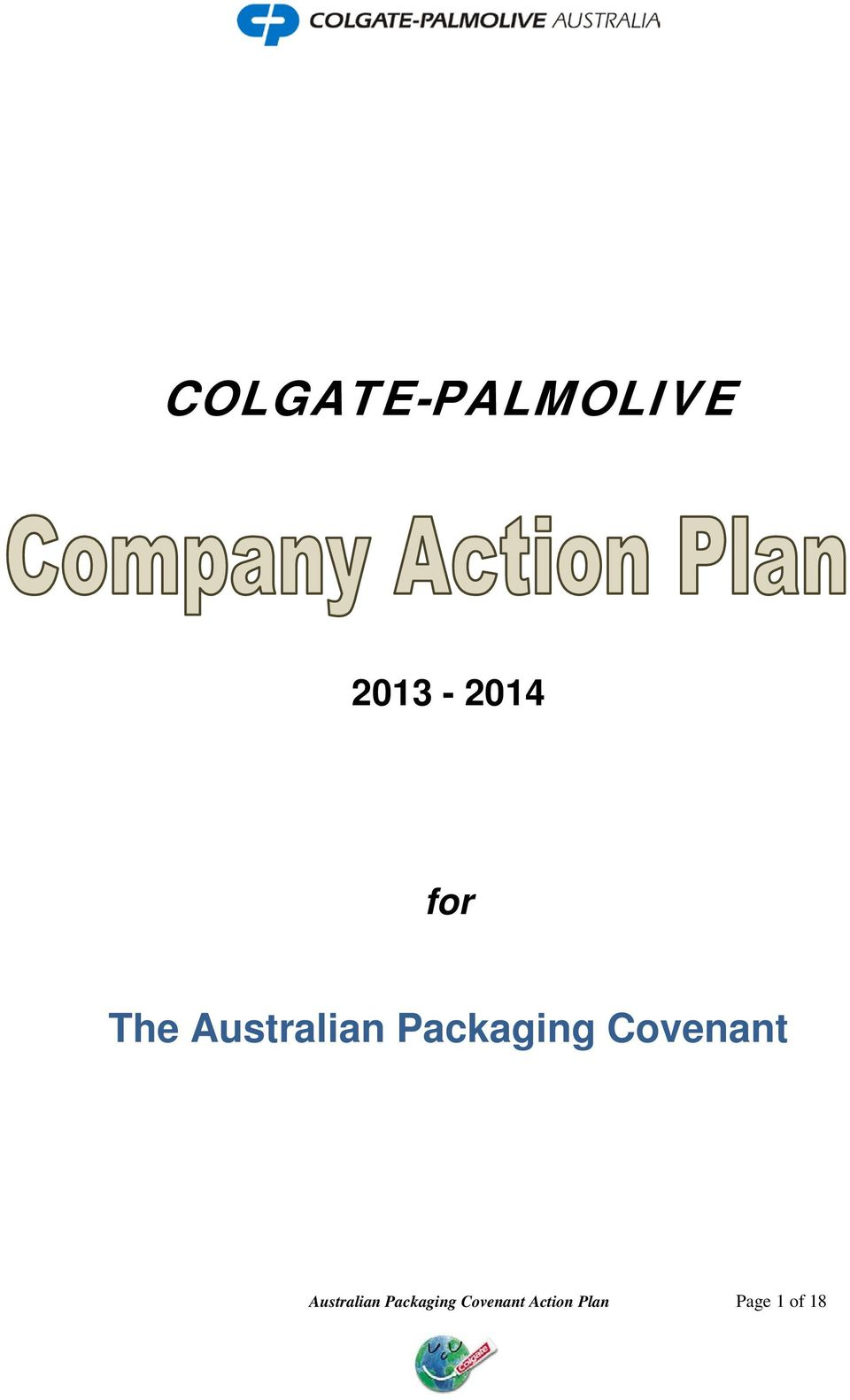 Covenant Australian Packaging