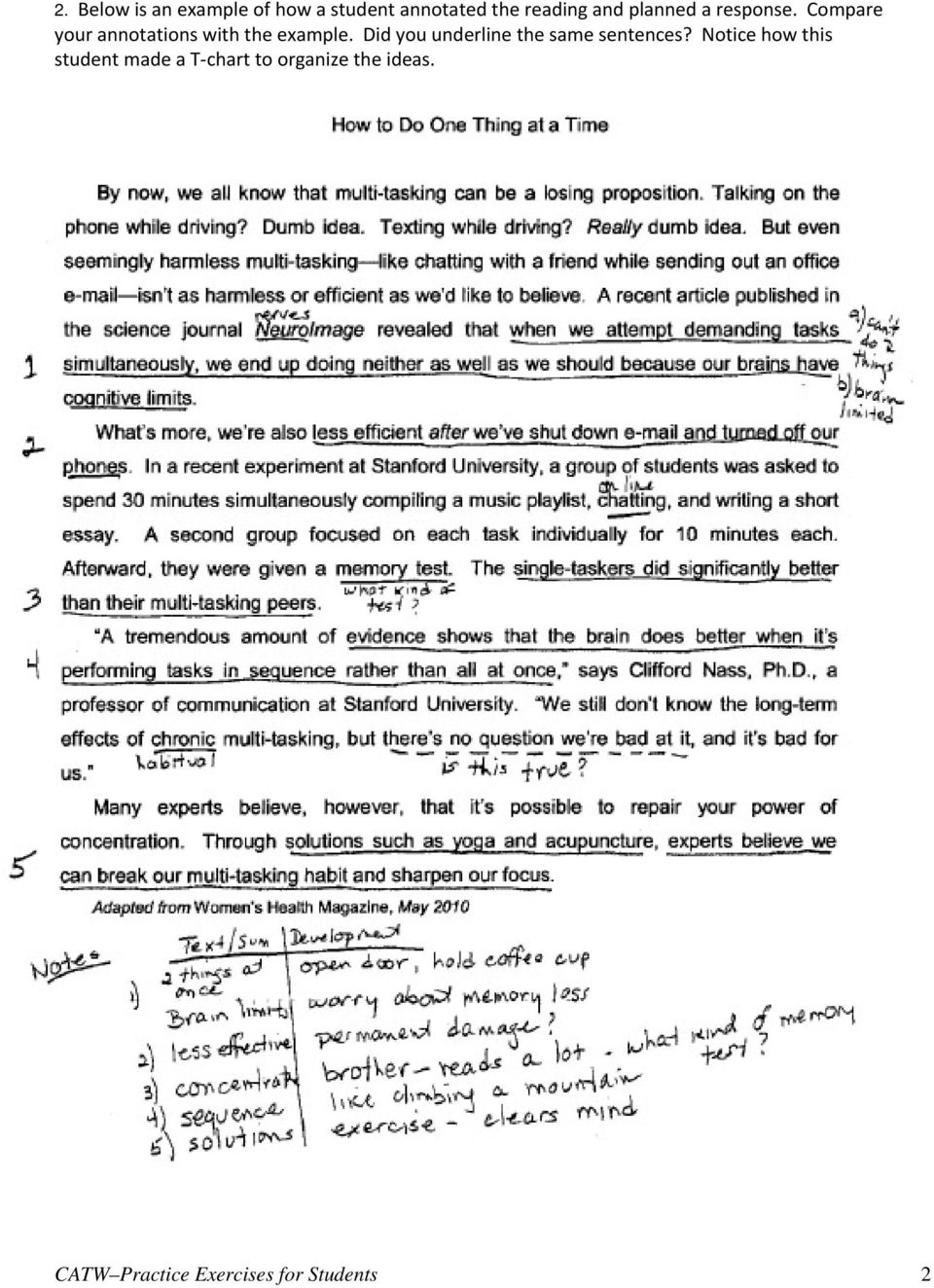 cuny assessment test writing 1 reading and writing center kingsborough community college evaluating a catw writing sample the cuny assessment test in writing (catw)--abridged guide #2.