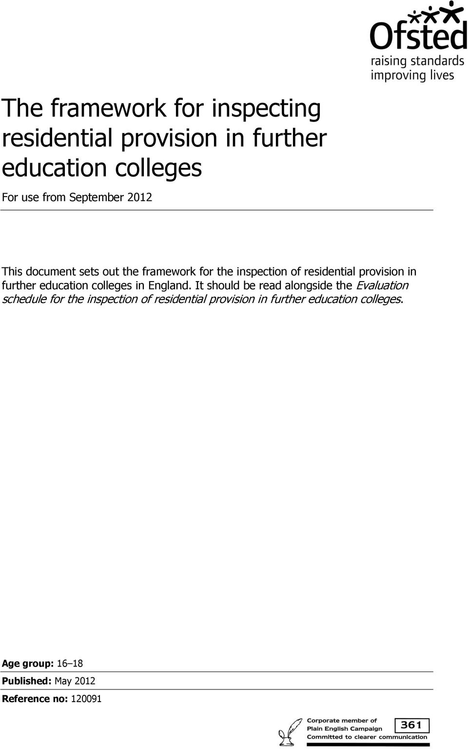 education colleges in England.