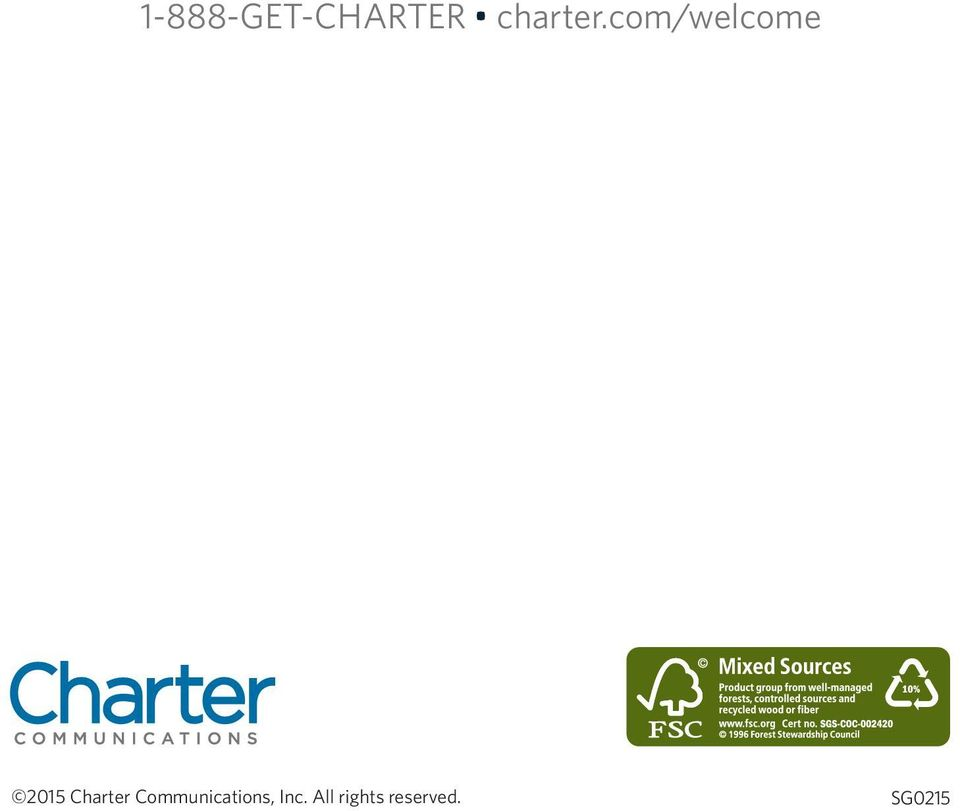 com/welcome 2015 Charter
