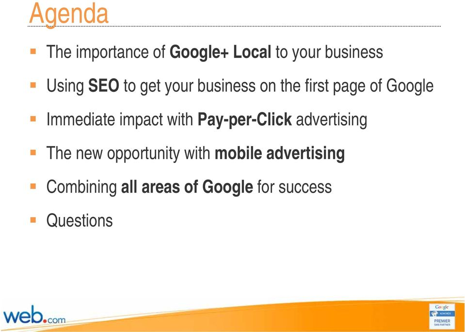 impact with Pay-per-Click advertising The new opportunity with