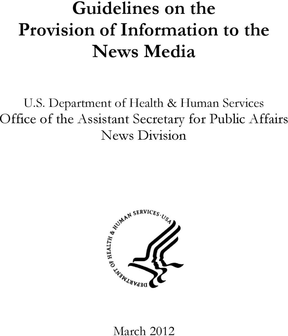 Department of Health & Human Services Office