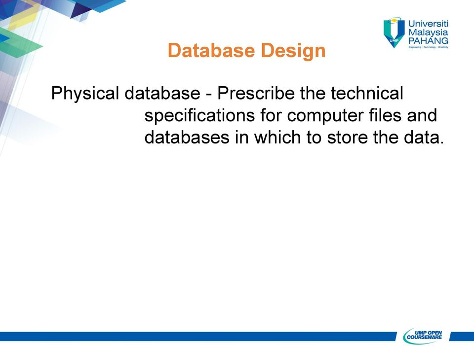 specifications for computer files