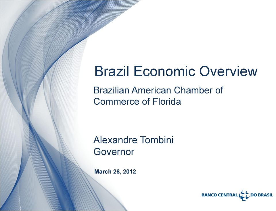 Commerce of Florida Alexandre