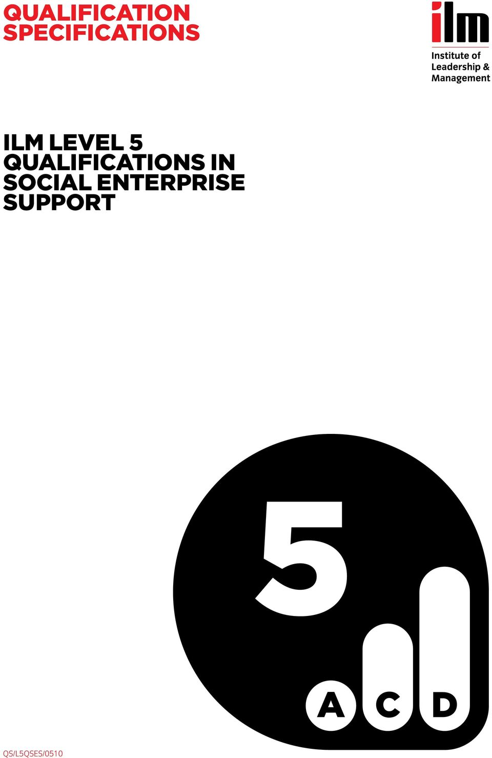 5 Qualifications in