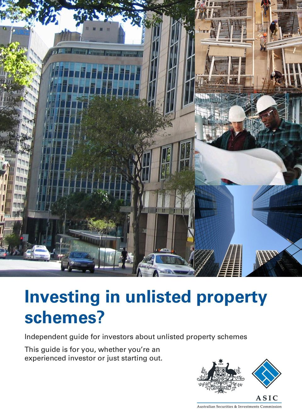 property schemes This guide is for you,