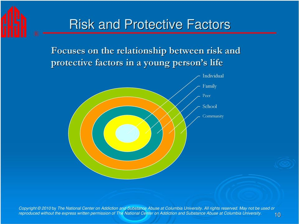 protective factors in a young person s s
