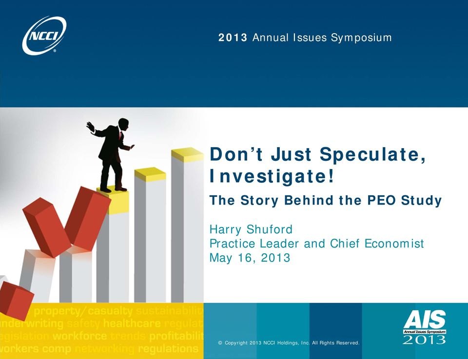 The Story Behind the PEO Study Harry