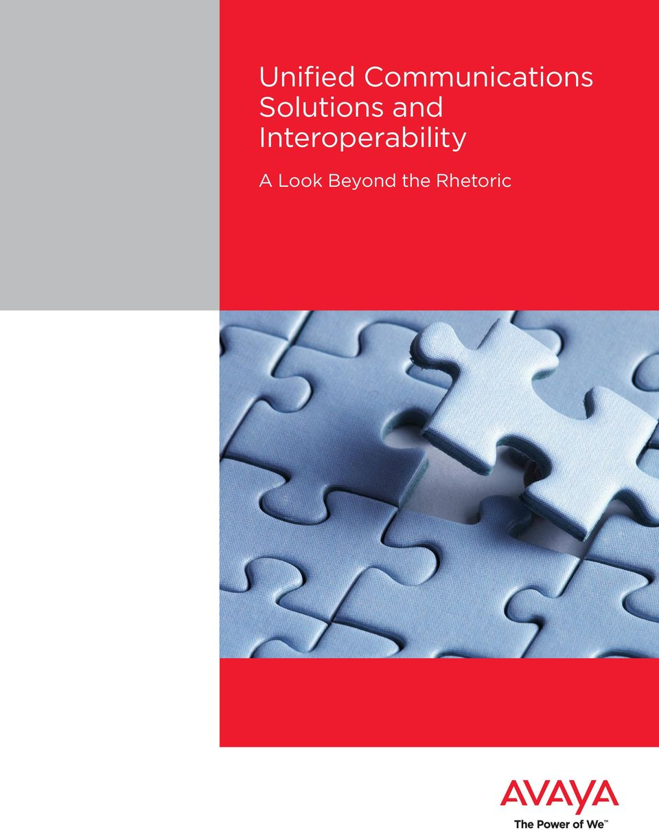 Solutions and