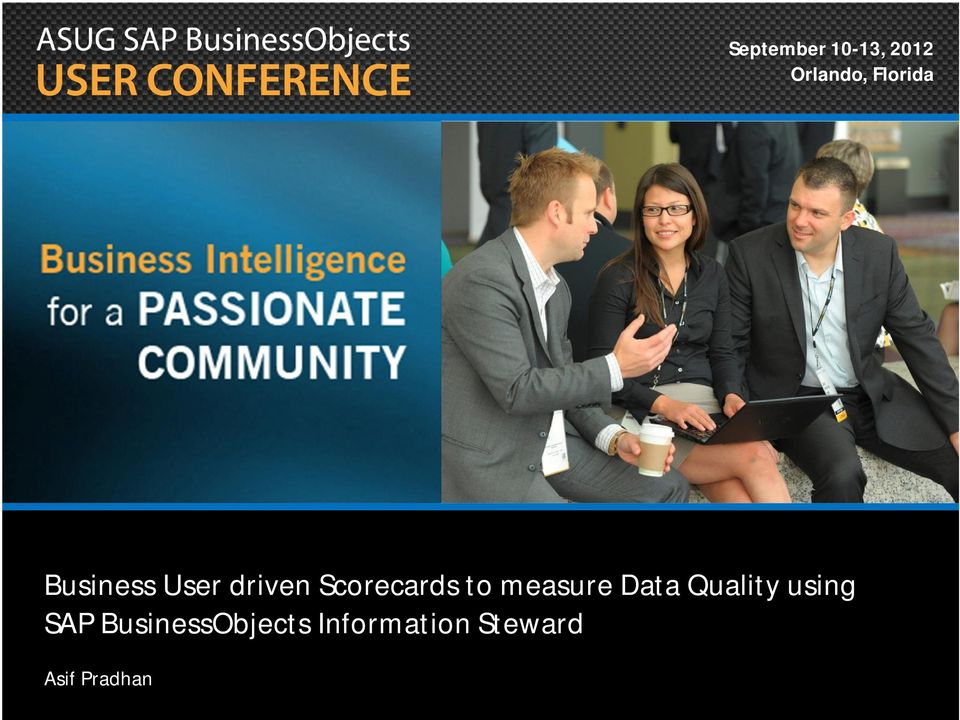 measure Data Quality using SAP