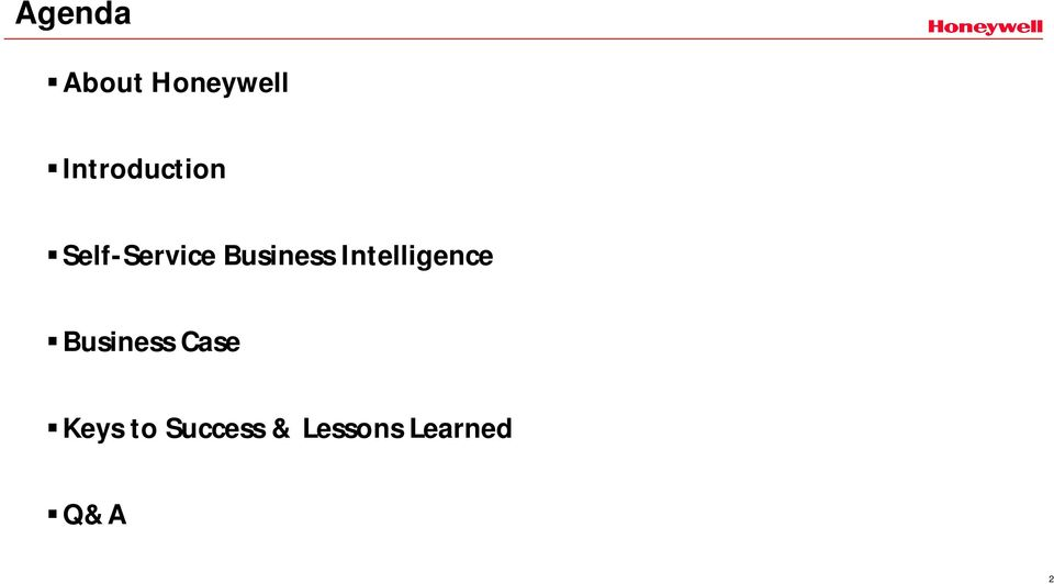 Business Intelligence Business