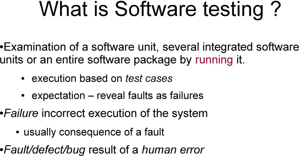 software package by running it.