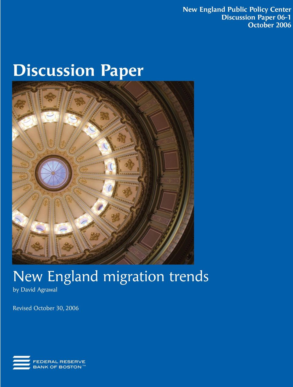 England migration trends by David Agrawal