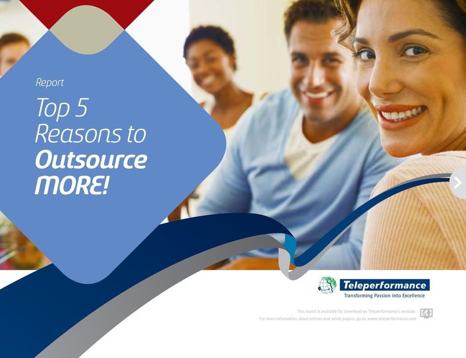 Teleperformance s website.
