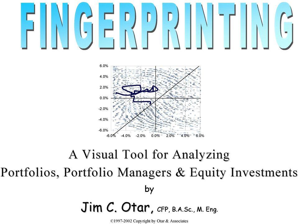 Managers & Equity Investments by Jim C. Otar, CFP, B.A.Sc.