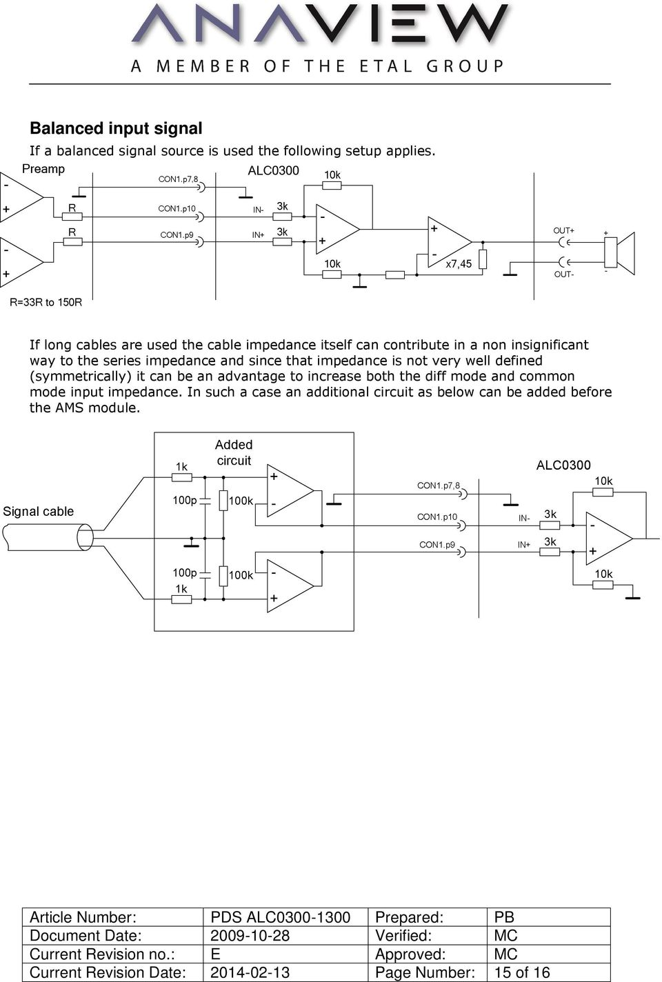 since that impedance is not very well defined (symmetrically) it can be an advantage to increase both the diff mode and